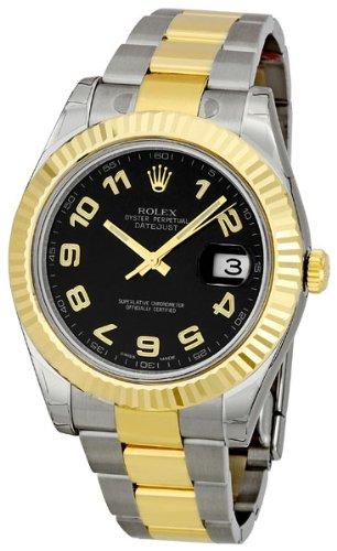 discount rolex datejust ii two tone oyster bracelet mens